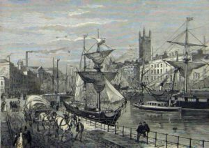 Bristol in the mid 19th century