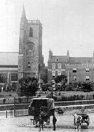 St James Church, Bristol